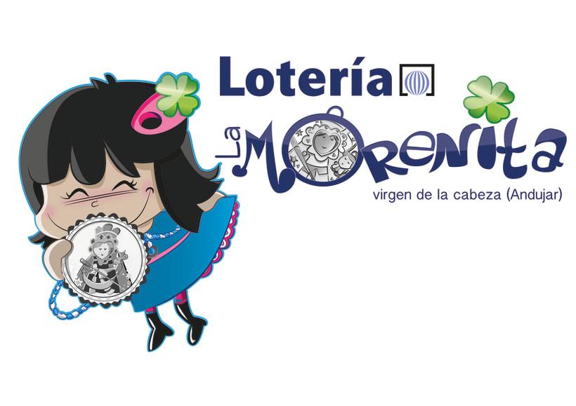 La Morenita ( Administración de Loteria ) 0