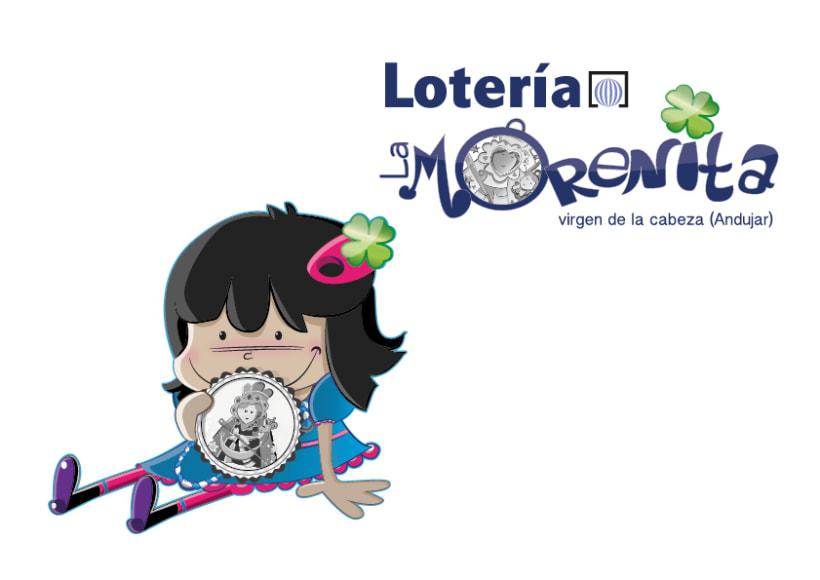 La Morenita ( Administración de Loteria ) 3