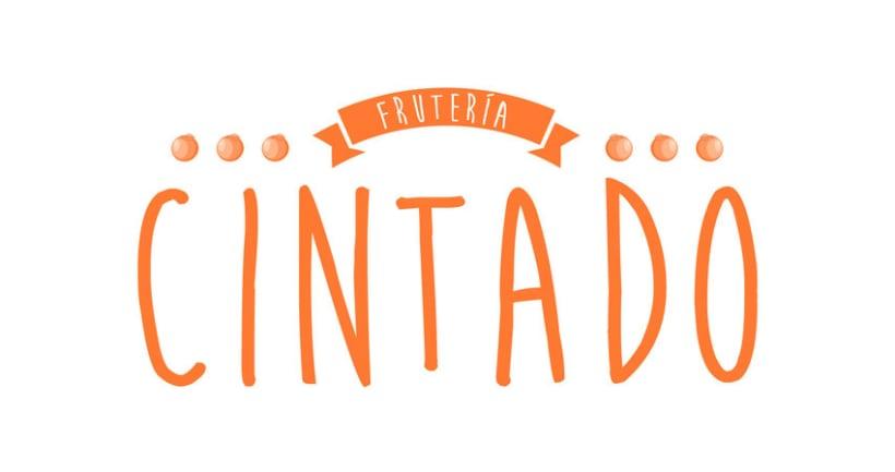 Logotipo Frutería Cintado -1
