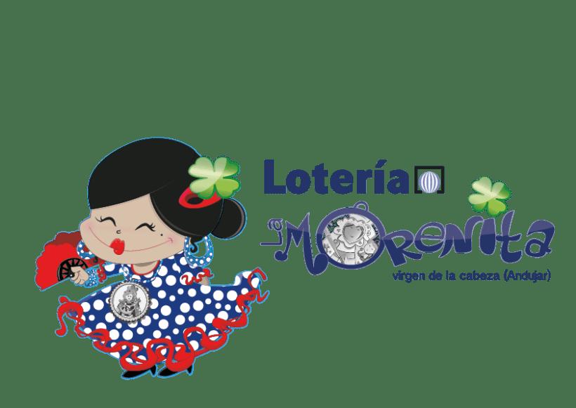 La Morenita ( Administración de Loteria ) 5
