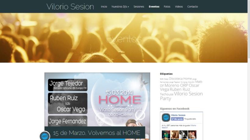 Vilorio Sesion 2