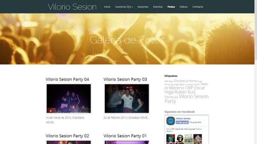 Vilorio Sesion 3