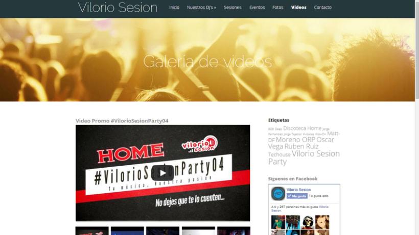 Vilorio Sesion 4
