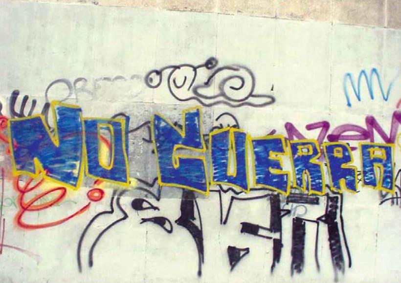 NO A LA GUERRA (Proyecto personal) 6