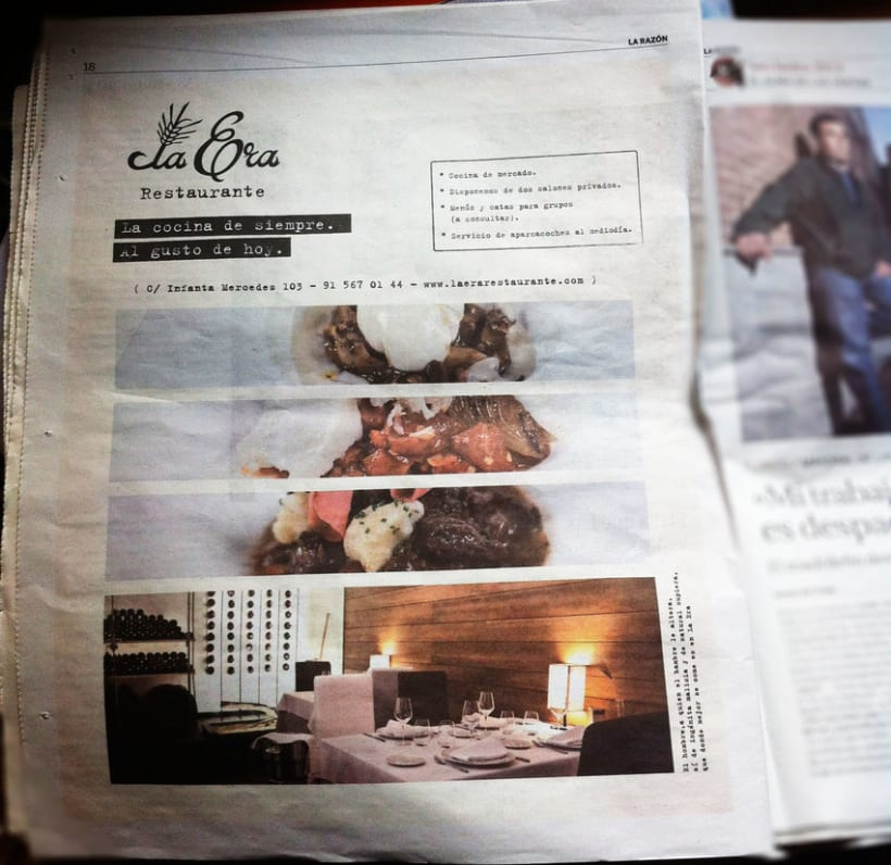 LA ERA (restaurante) 10