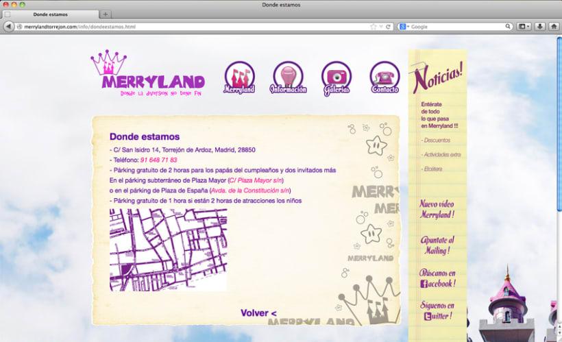 MERRYLAND (parque infantil) 9