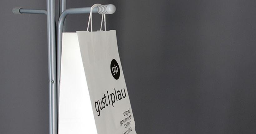 Gust i Plau Identidad Corporativa + Diseño Espacio 4