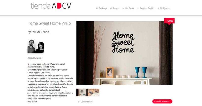 E-Commerce ADCV 1