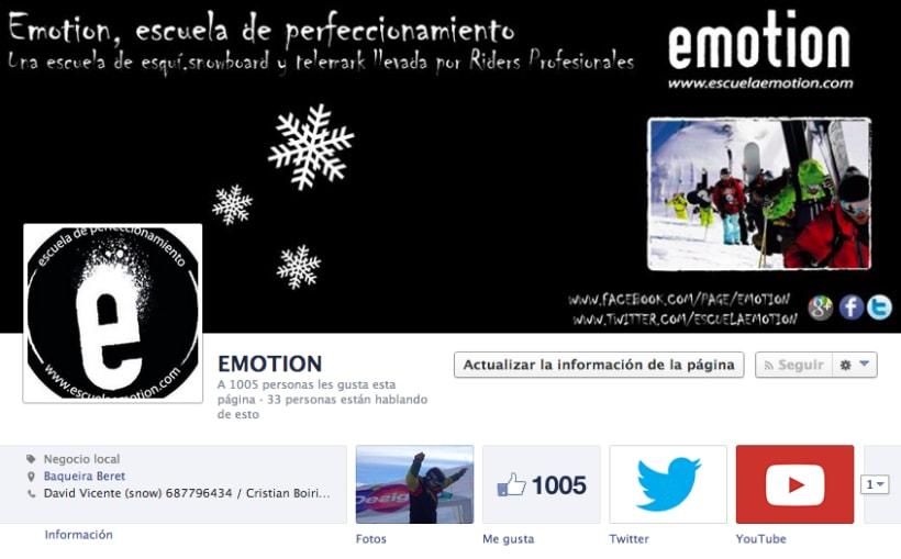 Escuela EMOTION. Perfeccionamiento técnico del Ski y Snowboard 0