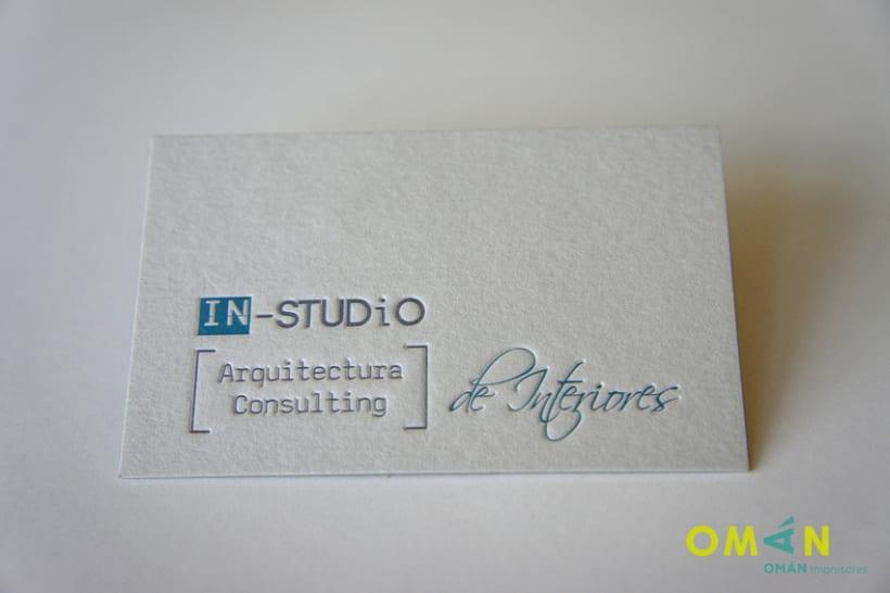 10 tarjetas impresas en letterpress 6