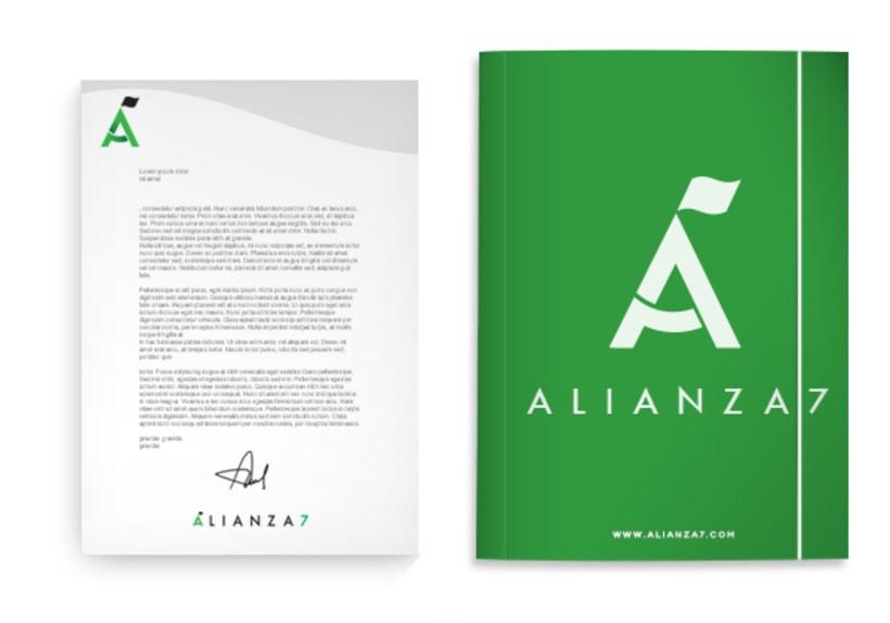 ALIANZA 7. 8