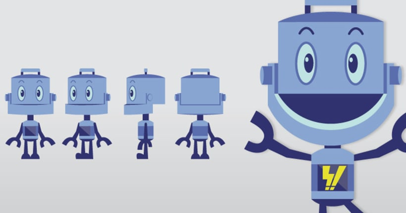 Spacenena. Proyecto de serie de animación 5