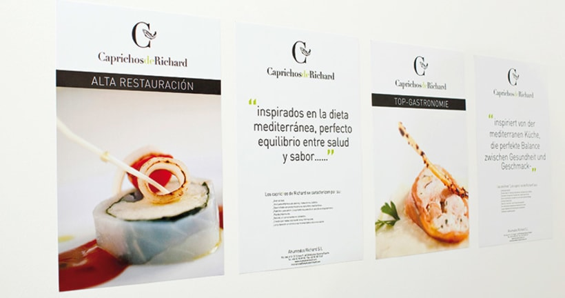 Ahumados Richard Packaging e Identidad Corporativa 6