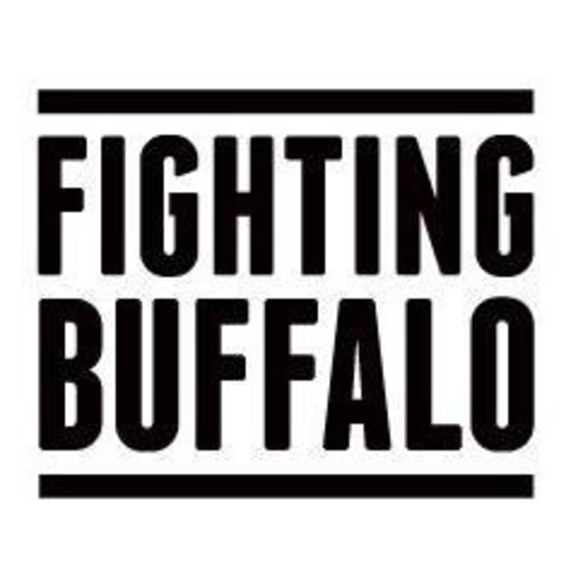Fighting Buffalo (EP Cover). 1