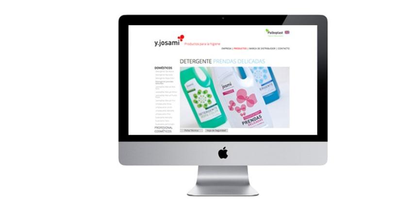 Josami Web Site 0