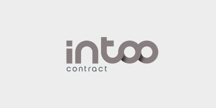 Intoo Contract. Naming, Identidad Corporativa y Web Site 0