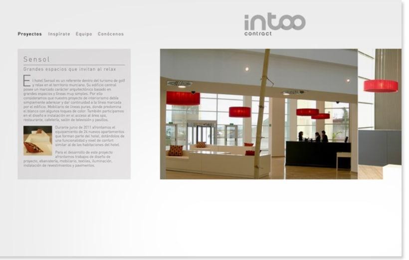 Intoo Contract. Naming, Identidad Corporativa y Web Site 3