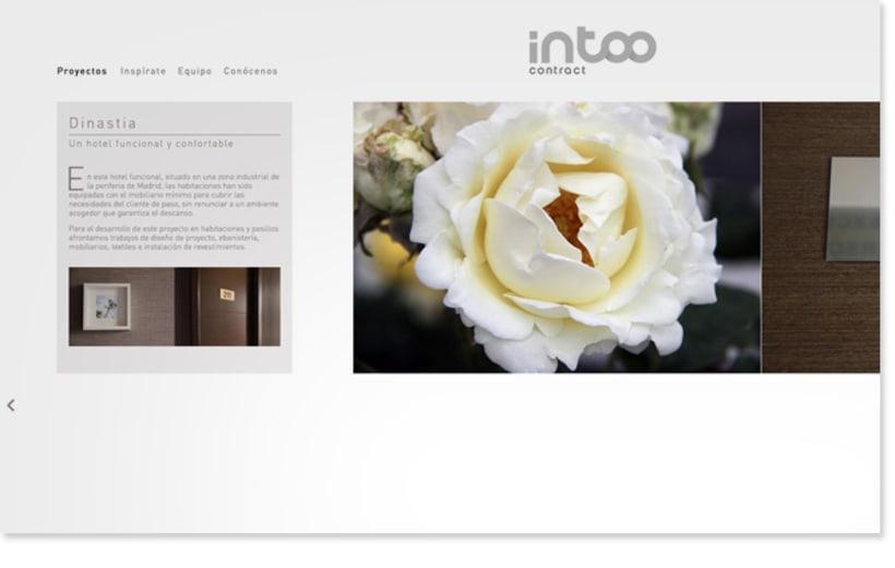 Intoo Contract. Naming, Identidad Corporativa y Web Site 4