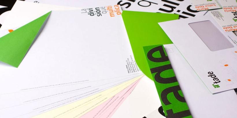 Tade Identidad Corporativa + Web Site 1