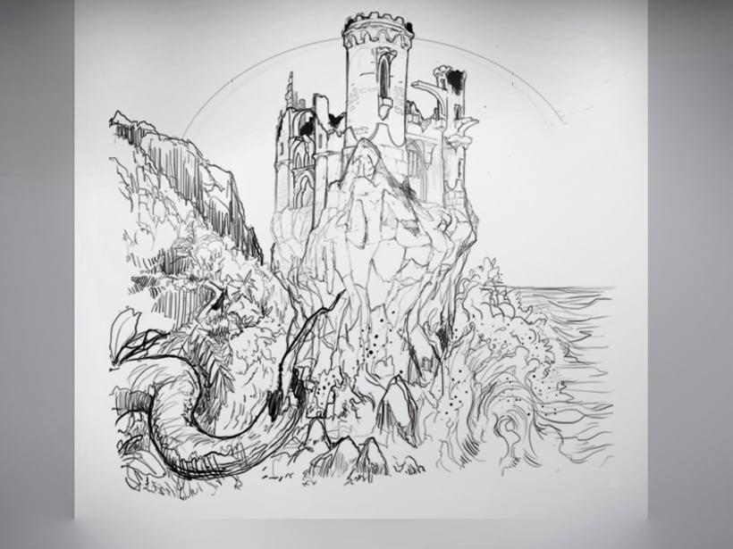 Laberinto del Zodiaco (Cover illustrated). 6