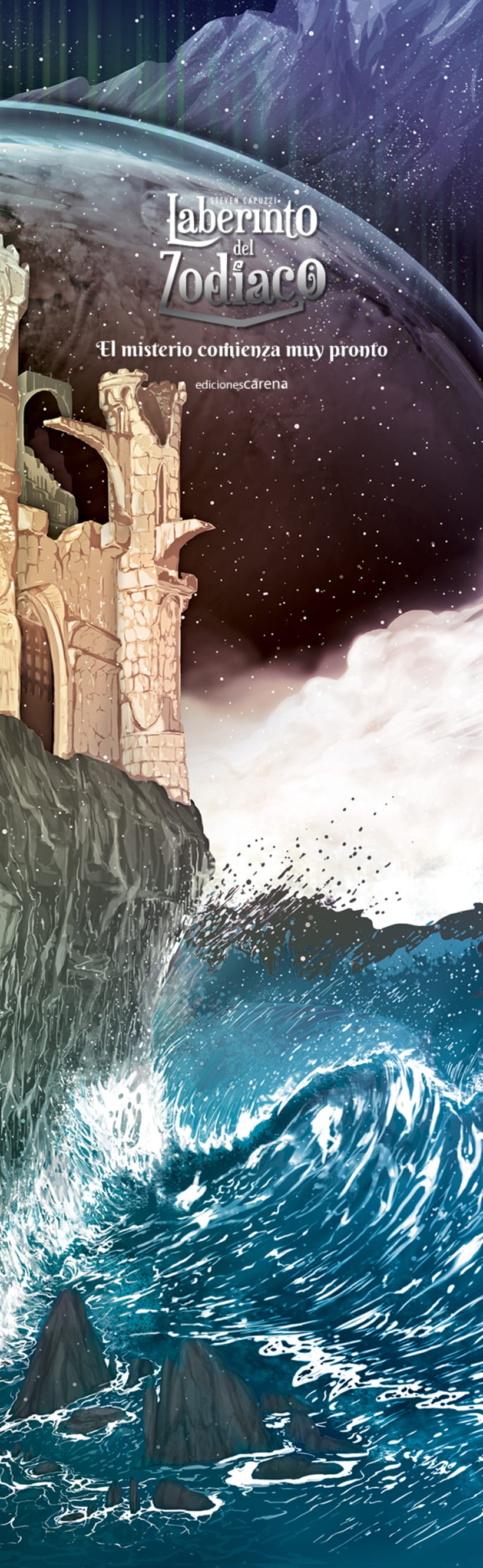 Laberinto del Zodiaco (Cover illustrated). 1
