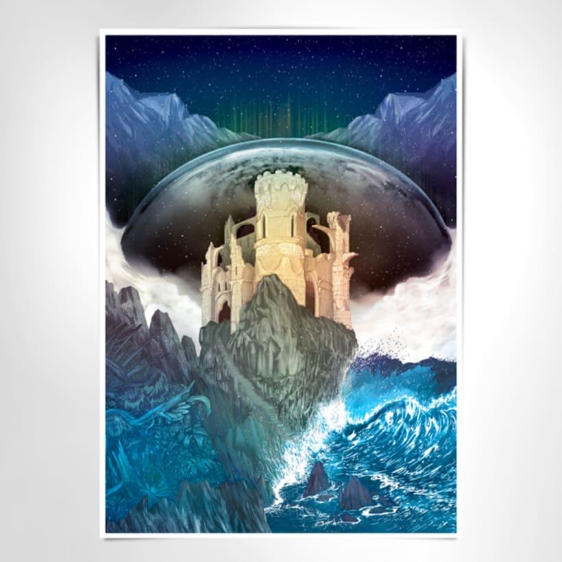 Laberinto del Zodiaco (Cover illustrated). 3