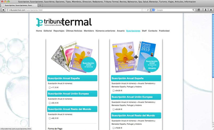 TRIBUNA TERMAL (magazine) 8