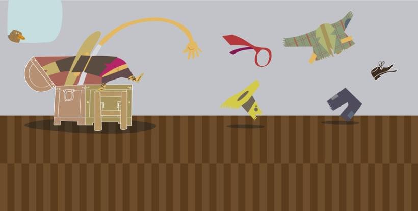 Ilustraciones Cuento L'espantall 2