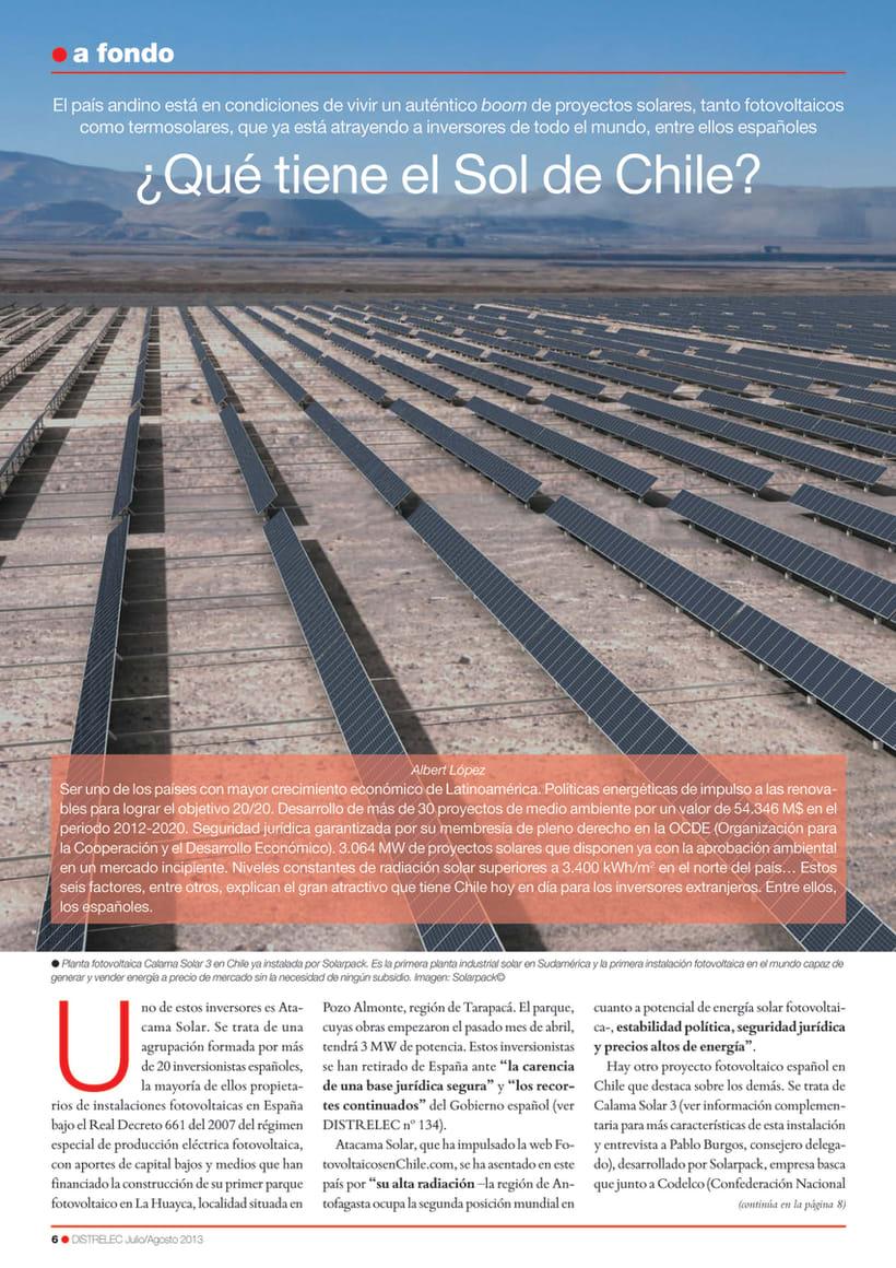 REPORTAJE: ¿Qué tiene el Sol de Chile? -1