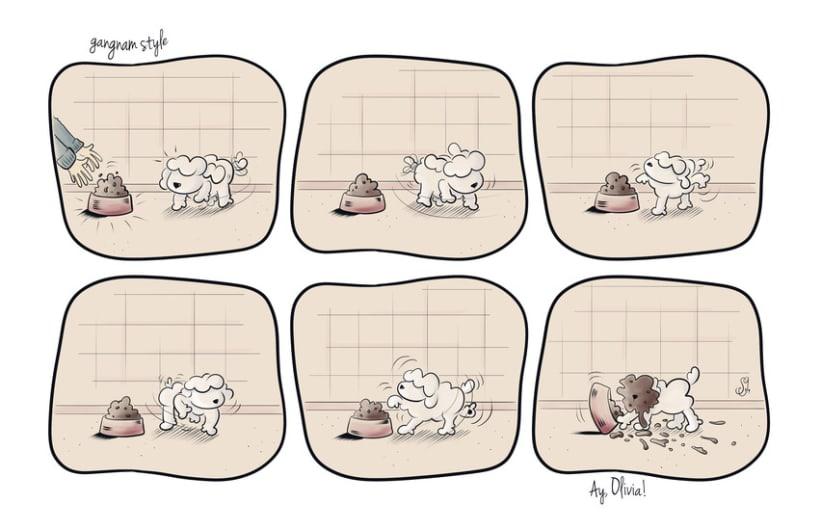 Gangnam Style (Ay, Olivia!) -1