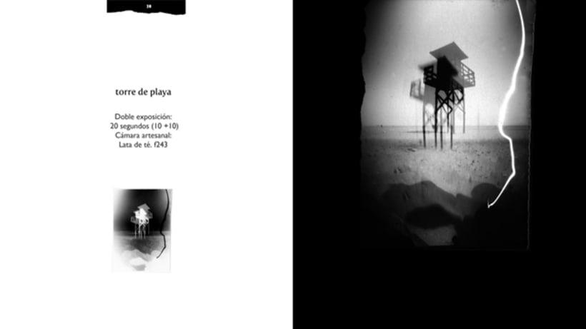 ESTENOPO libro de fotografía artesanal de Paco Casado Cepas 1