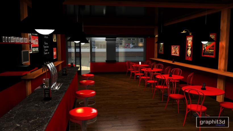 Interior bar 0
