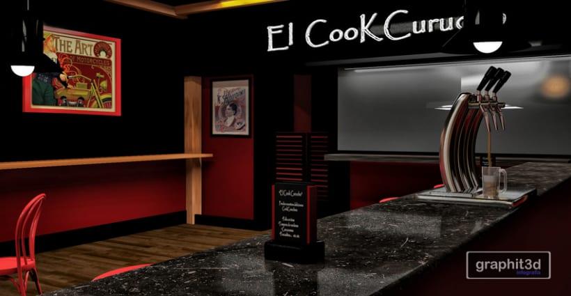 Interior bar 1