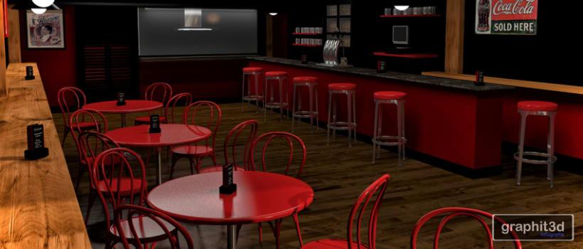 Interior bar 2