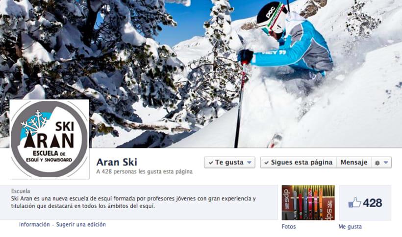 Escuelsa Ski y Snowboard SKI ARAN 0
