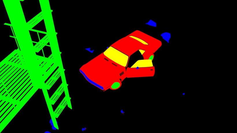 Crime Scene Alley NewYork 3D 3