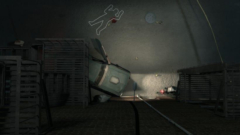 Crime Scene Alley NewYork 3D 8