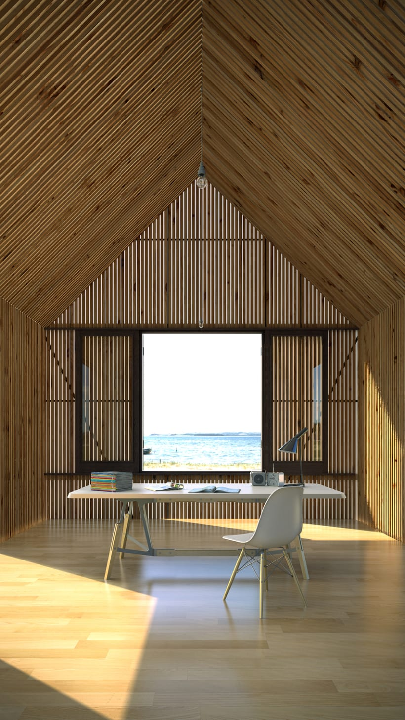 2013 Seaview House, Jackson Clement Burrows Architects. 2