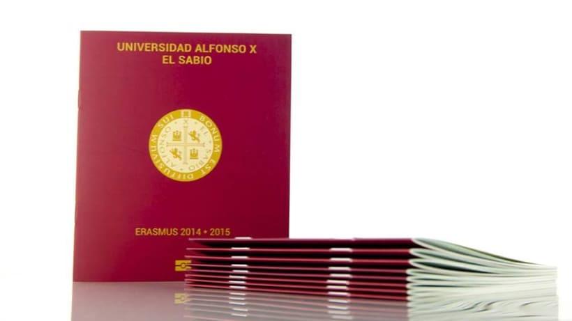 Pasaporte UAX 0