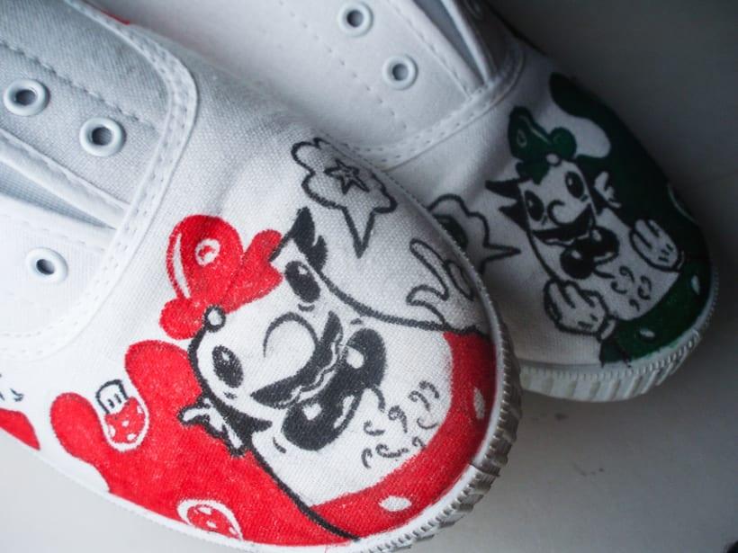 Mario & Luigi -1