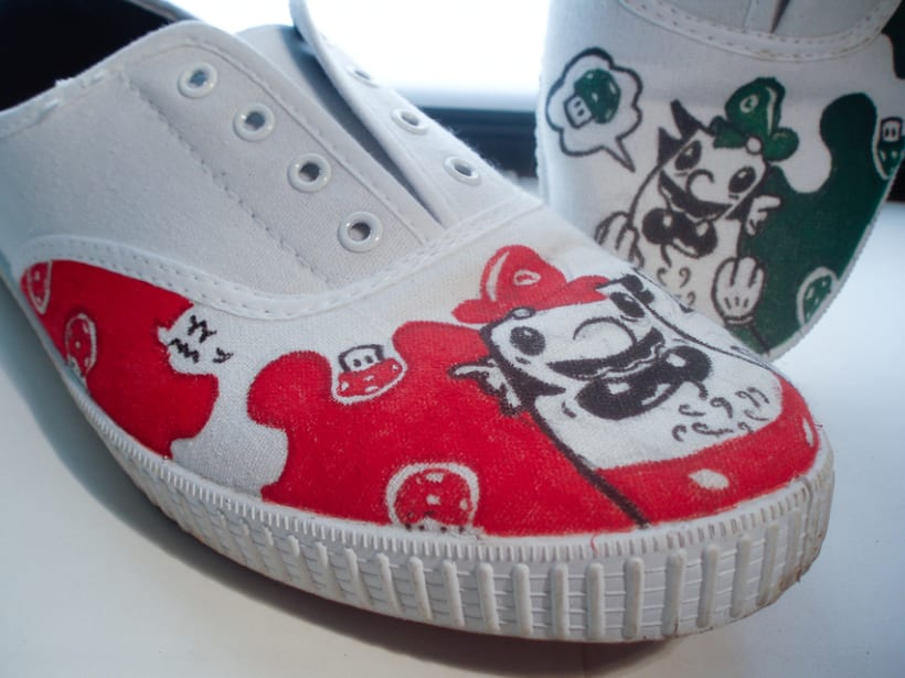 Mario & Luigi 1