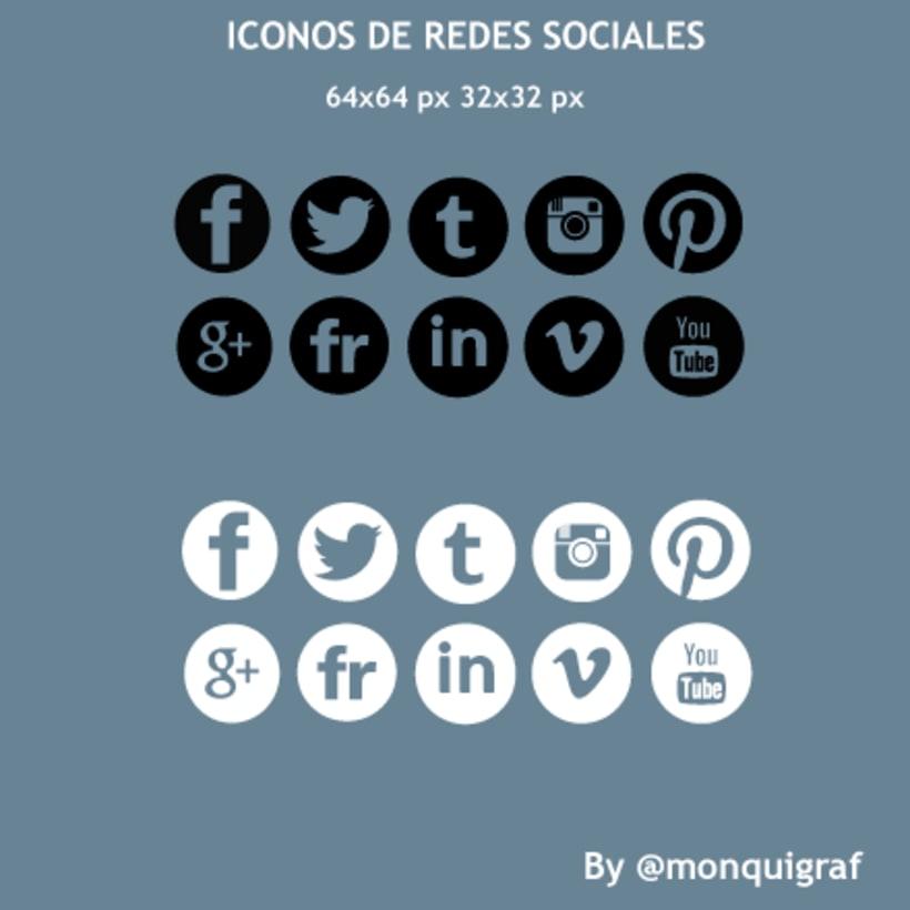 10 #iconos #redessociales con fondo transparente -1