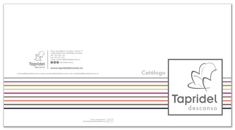 Catálogo TAPRIDEL Descanso 0