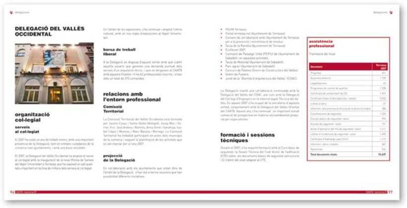 Colegio de aparejadores y arquitectos técnicos de Barcelona  4