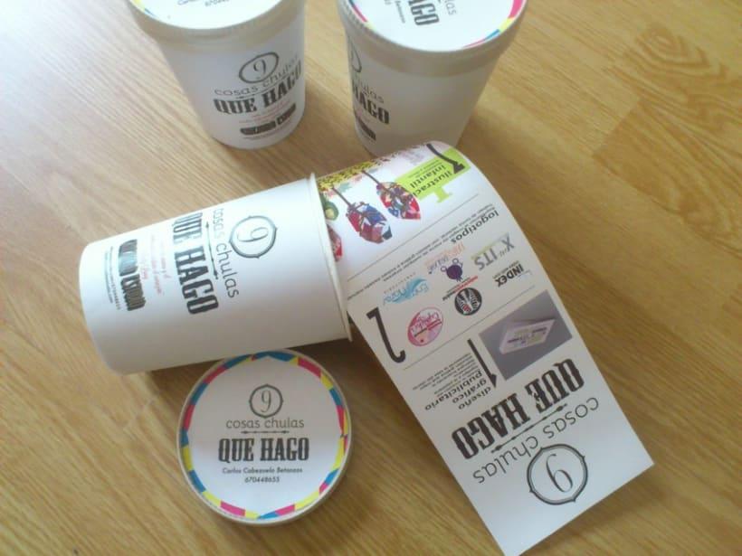 Packaging portfolio, 9 cosas chulas que hago 1