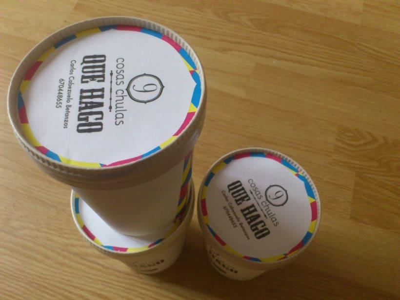 Packaging portfolio, 9 cosas chulas que hago 0