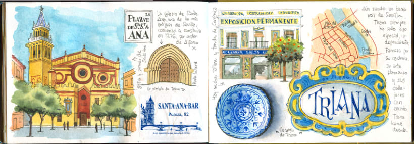 Viajar a Sevilla