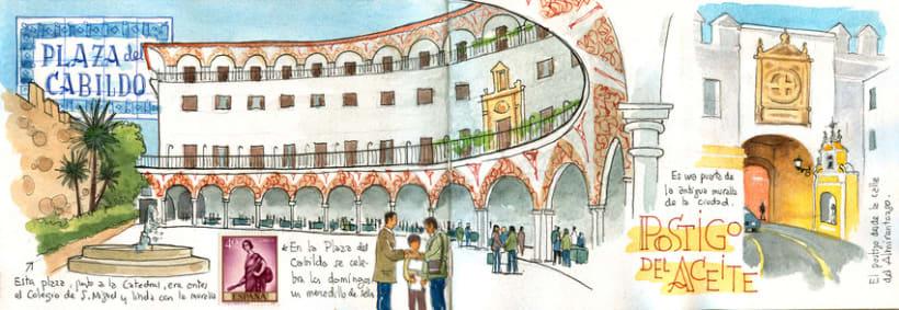 Cuaderno de Viajes de Sevilla 0