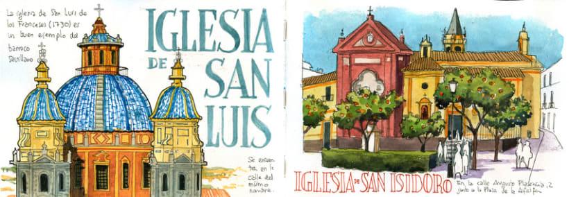 Cuaderno de Viajes de Sevilla 2