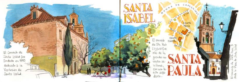 Cuaderno de Viajes de Sevilla 3
